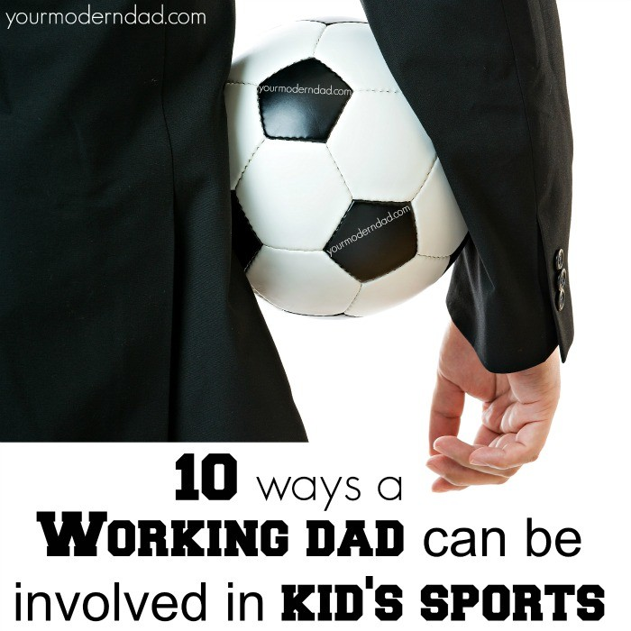 10 ways to be involved in kids sports