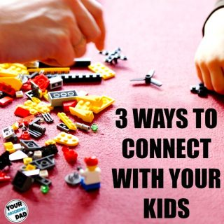 Find a Common Interest with your kids…Embrace it.