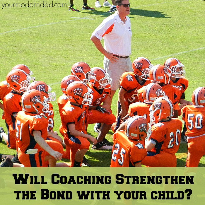 Coaching will Strengthen the bond with your child