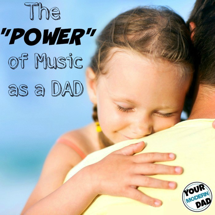 the power of music as a dad