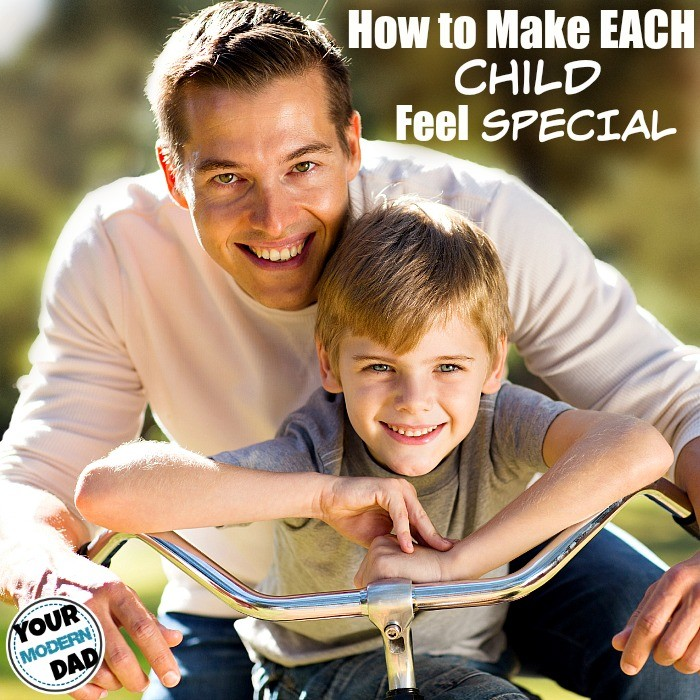 How to make each child feel special