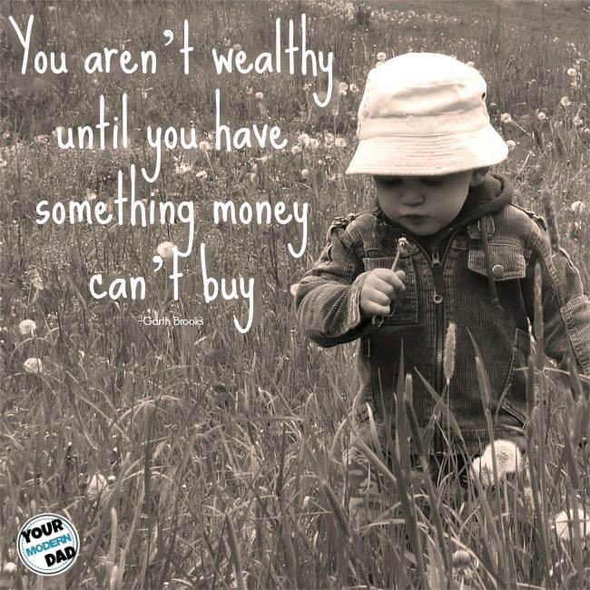something money can't buy