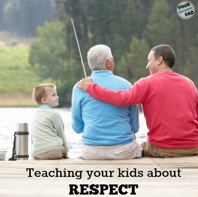 teaching your kids respect