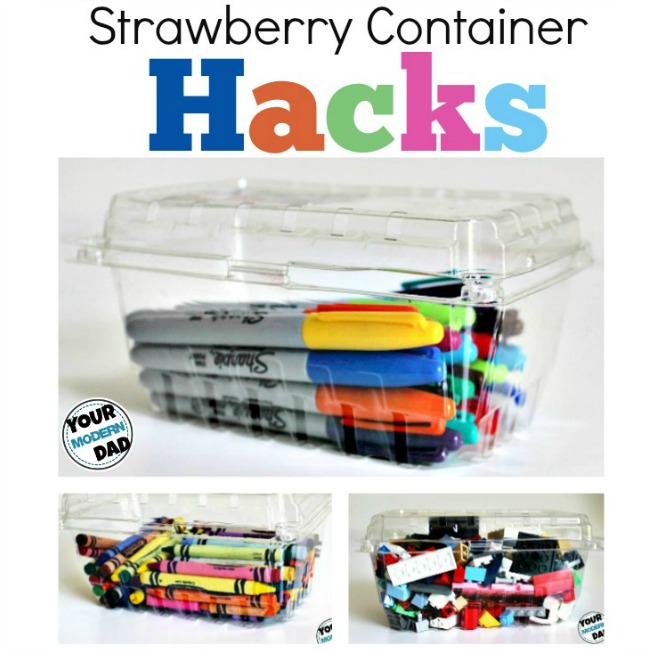 strawberry container hacks feature
