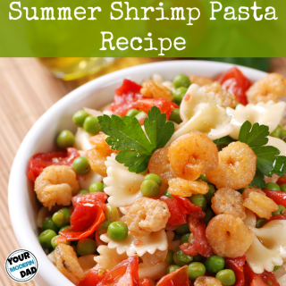 Summer Shrimp Pasta Recipe  (cold)