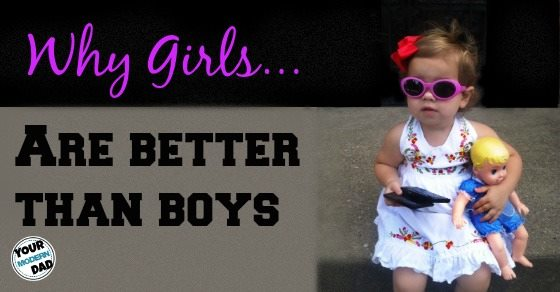 are girls better than boys essay Why boys are better than girls of consciousness on why boys are, in general, better than girls short essay about the power of girls with a little.