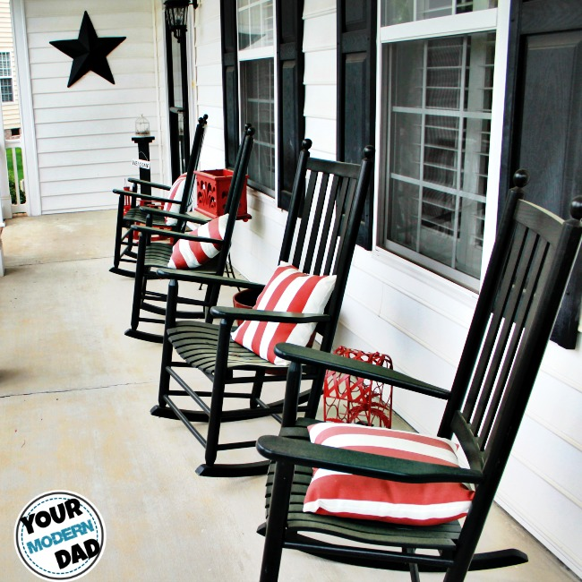 6 mistakes we make on our front porch. Black Bedroom Furniture Sets. Home Design Ideas