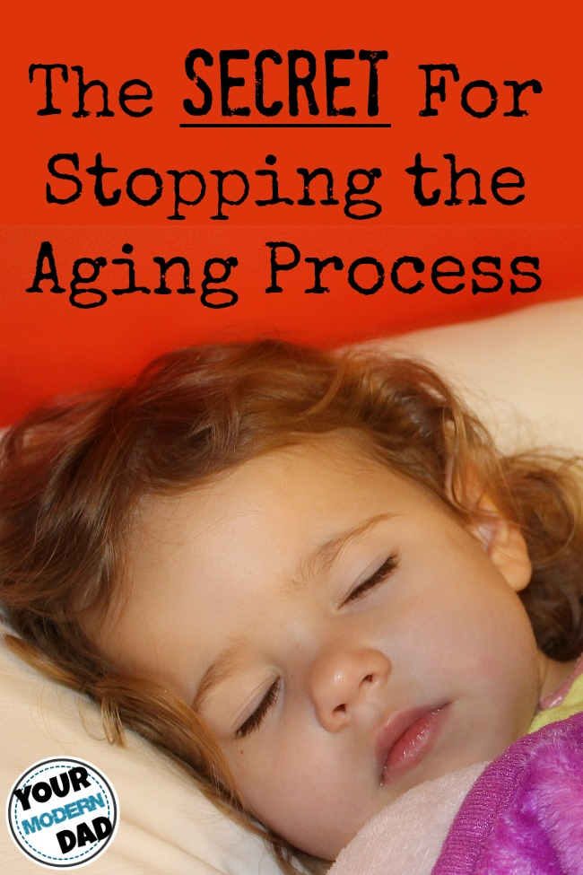 secret for stopping the aging process