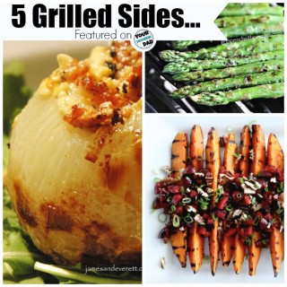 5 grilled sides