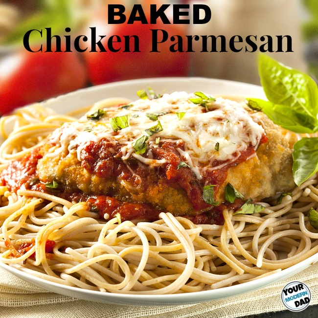 baked chicken parmesan