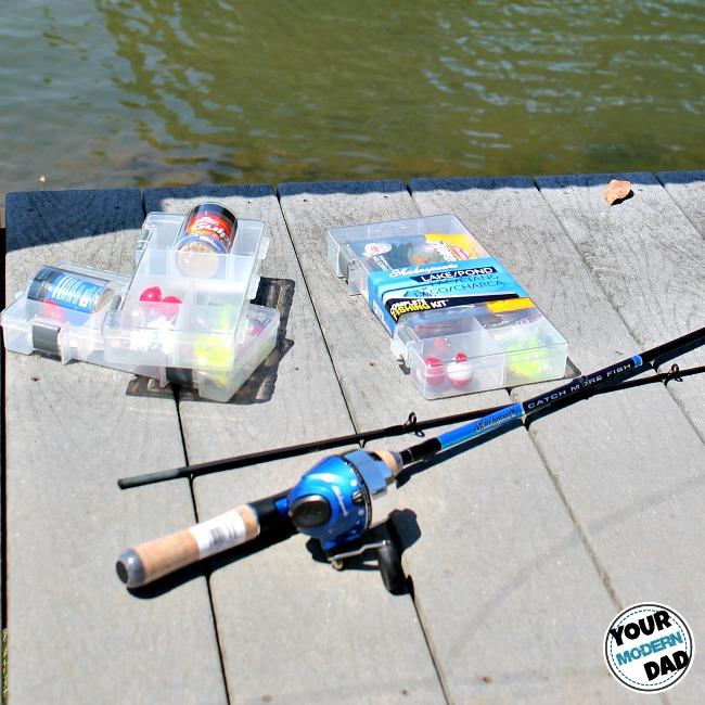 6 reasons I take my son fishing