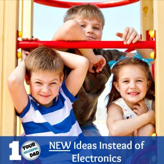 10 NEW ideas instead of electronics