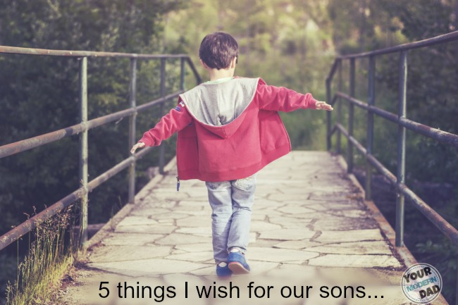 wish for our sons