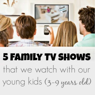 5 family TV shows to watch with your kids