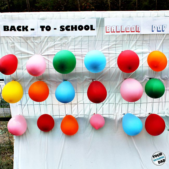back to school party 10