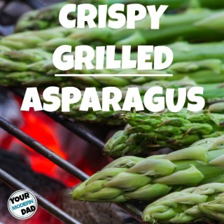 Crispy Grilled Asparagus