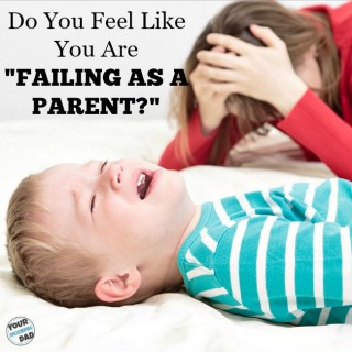 failing as a parent