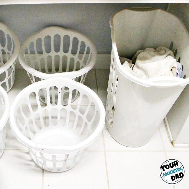 avoiding the laundry overLOAD