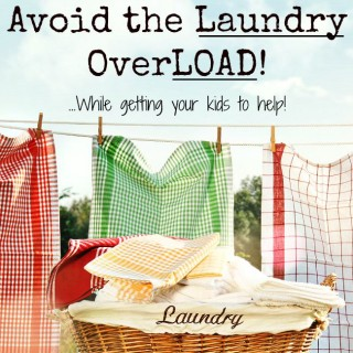 Avoid the laundry OverLOAD