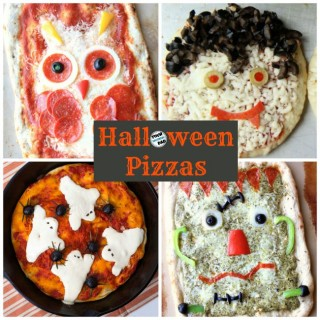 … Halloween Pizzas You'll Want to Make