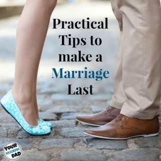 Practical advice to make a marriage last