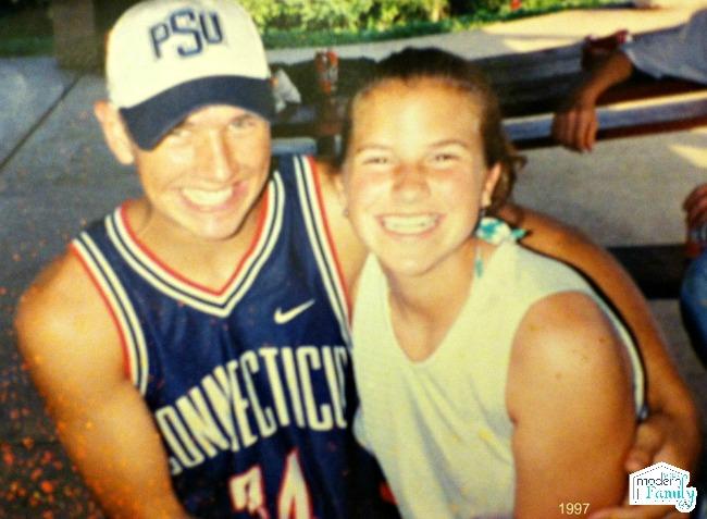 Becky & Mickey Mansfield-1997