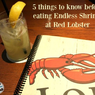5 things to remember when you go to Red Lobster for Endless Shrimp