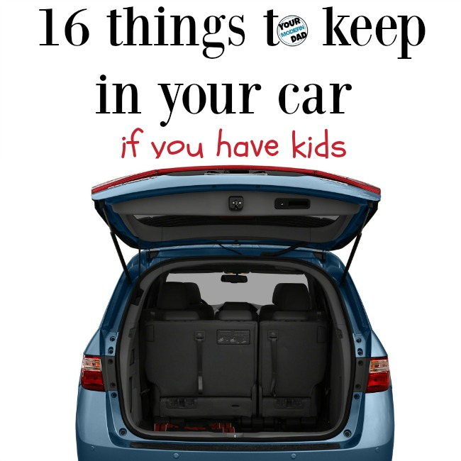 keep in trunk