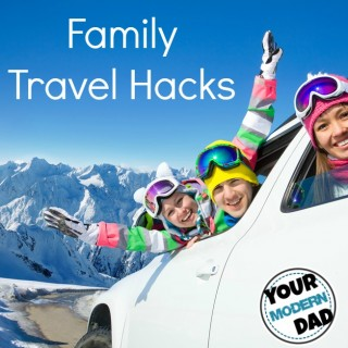 8 travel hacks with kids