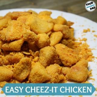 Cheez-It Chicken