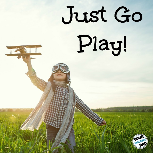 just go play