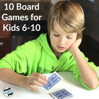 10 board games for kids 6-10