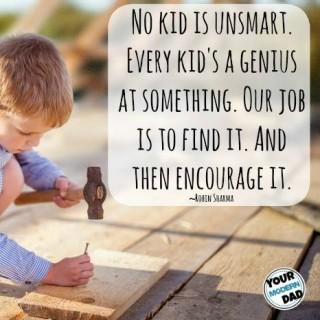 No kid is unsmart