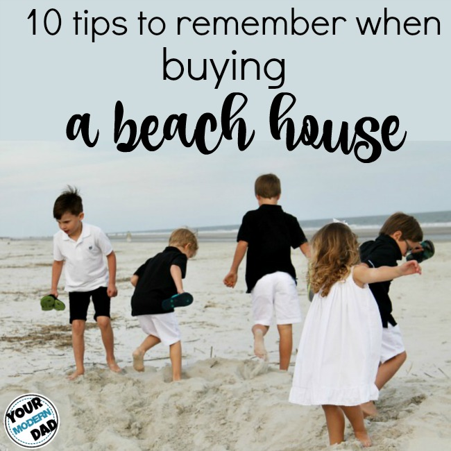 10 things to look for when buying a beach house your for Things to do when buying a house
