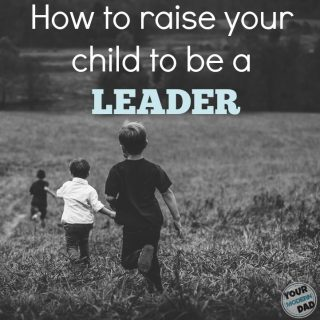 Teaching your child to lead
