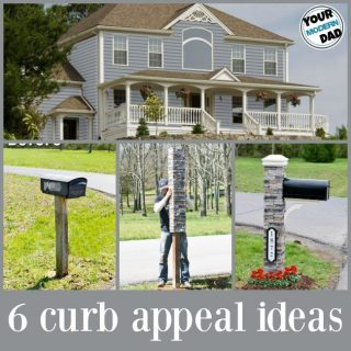 6 curb appeal ideas
