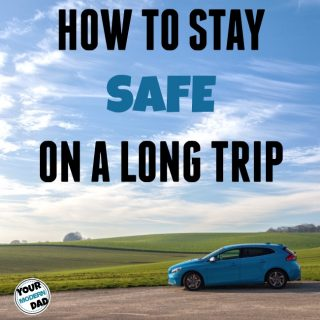 How to stay safe on a long trip