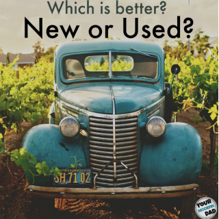 Car Buying: New or used?