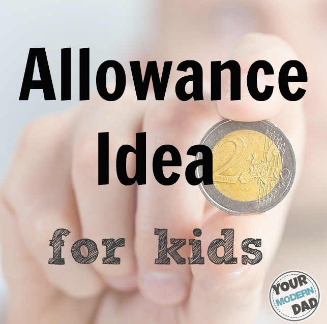 allowance idea kids
