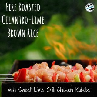 Sweet Lime Chili Chicken Kabobs