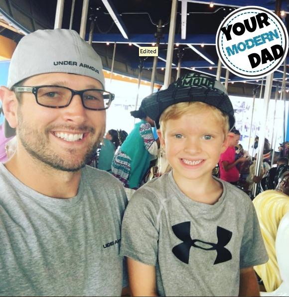 dad raising sons