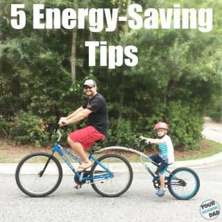 5 energy-saving tips