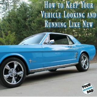 How to Keep Your Vehicle Looking and Running Like New