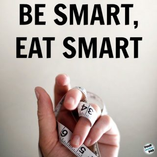 Be Smart, Eat Smart