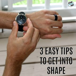 3 easy tips to get in shape