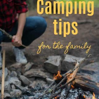 Family Backyard Camping Tips