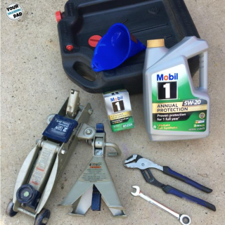 DIY Oil Change Hacks