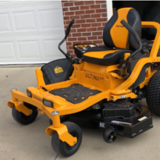 Cub Cadet Ultima Series zero- turn mower Review