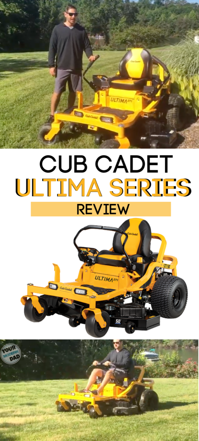 CUB CADET ULTIMA SERIES REVIEW