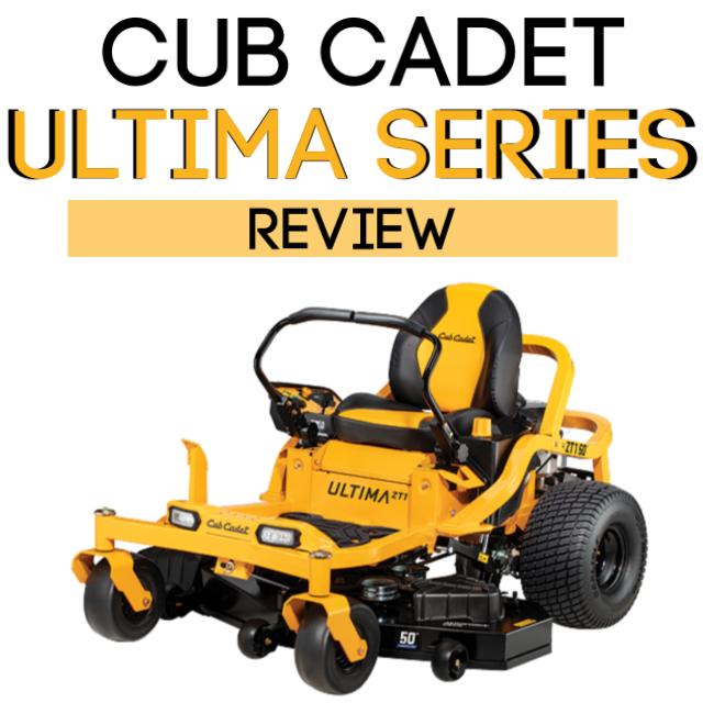 Cub Cadet Ultima Review